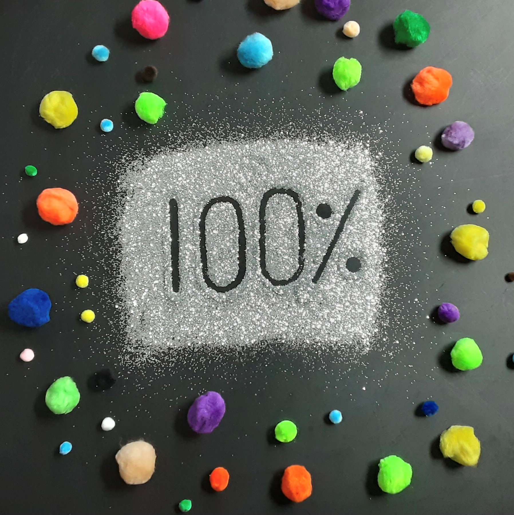 We Achieved 100%!